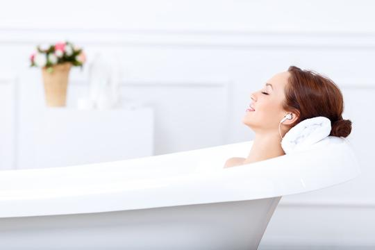 Hoe (on)gezond is in bad gaan?