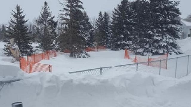 Recordhoeveelheid sneeuw bij extreem weer in middenwesten VS