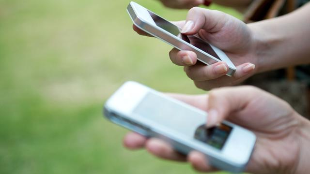Aantal verscheepte smartphones iets teruggelopen in 2017