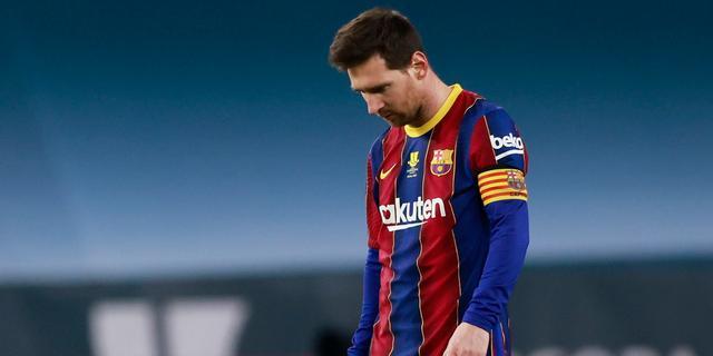 Koeman moet Messi door afgewezen beroep ook tegen Elche missen