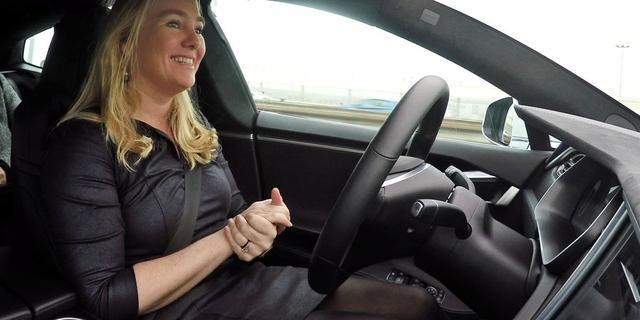 Nieuwe Audi A8 rijdt bijna geheel zelfstandig