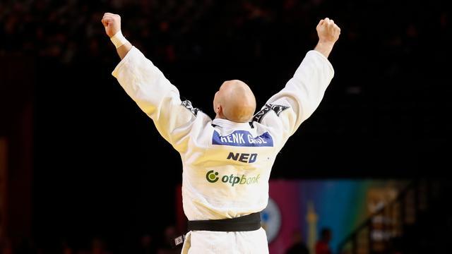 Henk Grol is niet van de partij op de Grand Slam in Tel Aviv.