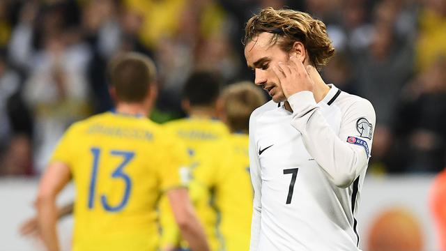Fransen blijven ondanks zeperd tegen Zweden vol vertrouwen