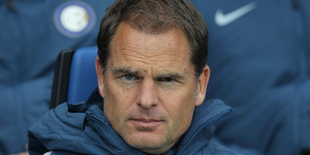 Inter-fans starten online petitie om De Boer te steunen