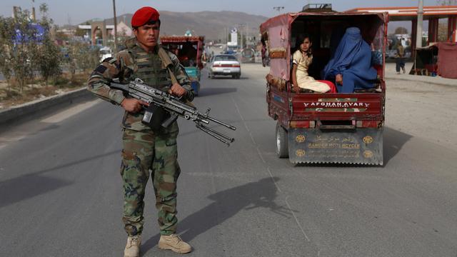 Tientallen agenten gedood bij aanval Taliban in Afghanistan