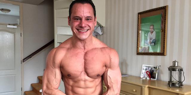 Bodybuilders zonder anabolen bestaan