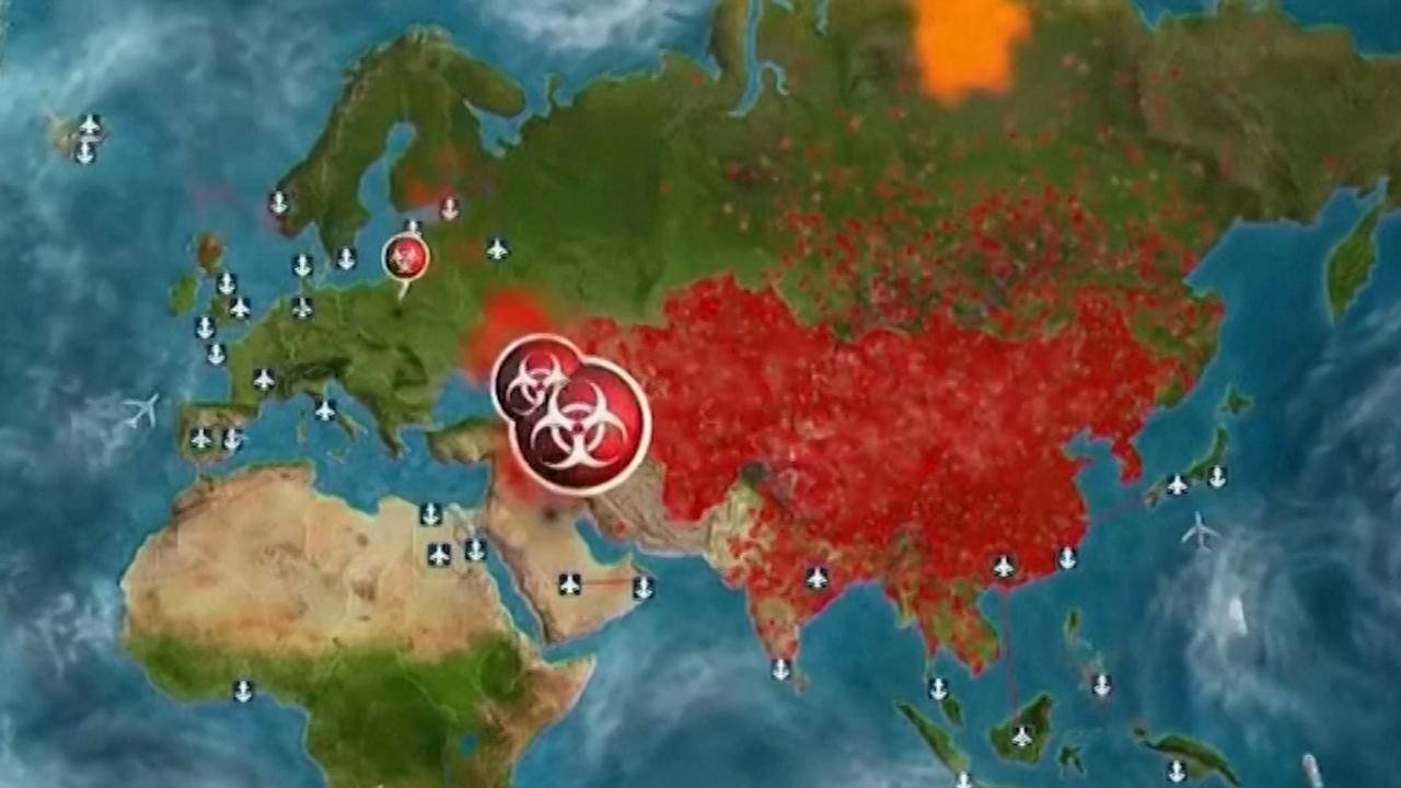 Game waarin je wereld moet infecteren met virus populair in China