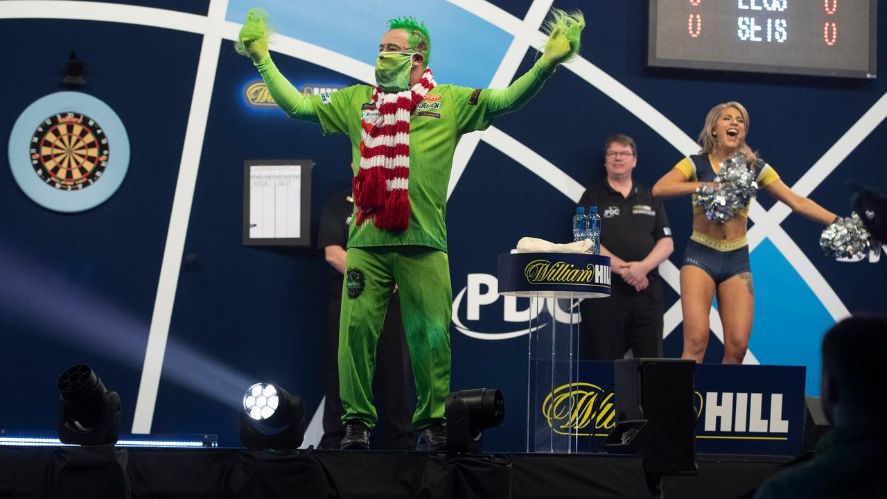 Beschadigt Wrights outfit het imago van darts? 'We worden teruggegooid' - NU.nl