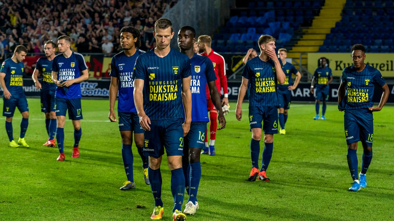 Cambuur And De Graafschap No Longer Challenge Missed Promotion Teller Report
