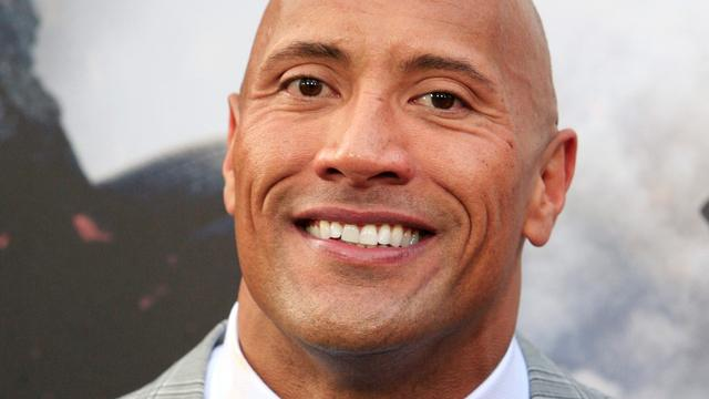 Dwayne 'The Rock' Johnson speelt Hawaïaanse koning in nieuwe film