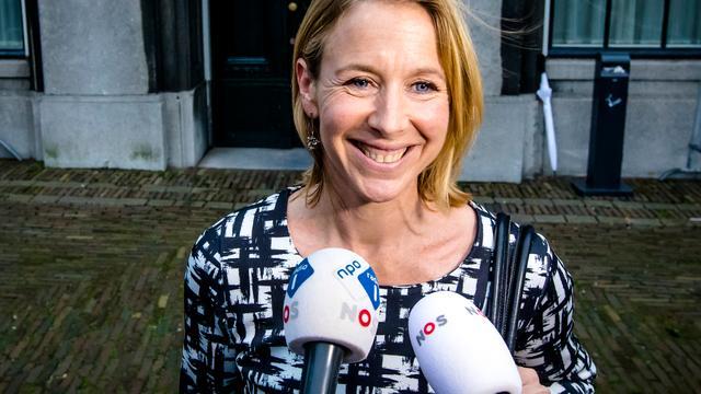 Profiel: Stientje van Veldhoven (D66), staatssecretaris van Infrastructuur en Waterstaat