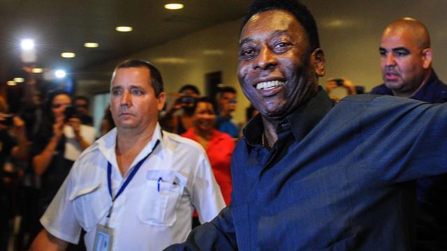 Pelé vindt dat FIFA eerlijke mensen nodig heeft