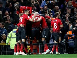 Ploeg van Mourinho buigt tegen Newcastle 0-2-achterstand om in 3-2-zege