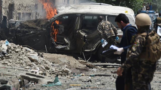 'Gewonden bij aanslag op NAVO-troepen in Afghanistan'