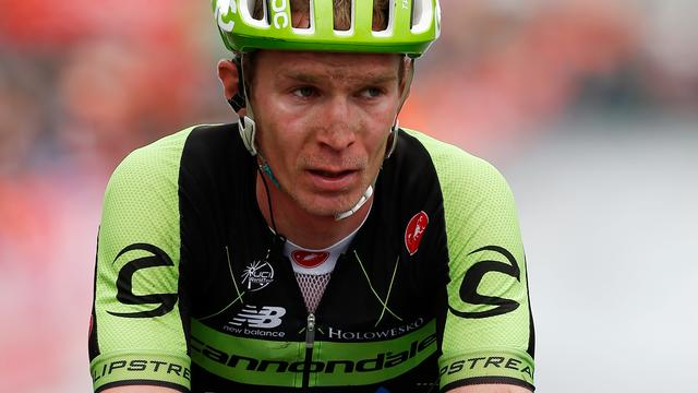 Slagter kopman Cannondale in Amstel Gold Race