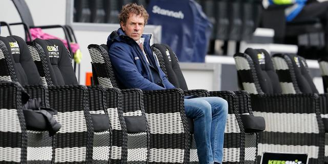 Konterman verliest bij debuut als PEC-trainer in extremis bij Heracles