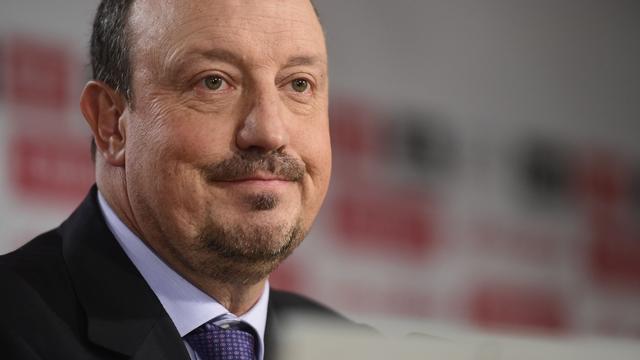 Benitez denkt dat Real Madrid beter maken 'immens lastig' is