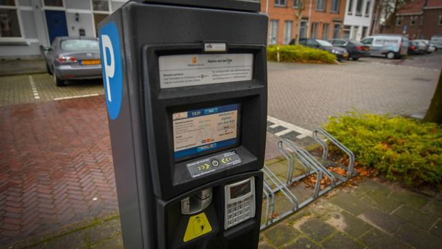 Gemeente zet vanaf 2 december scanauto in voor parkeercontrole