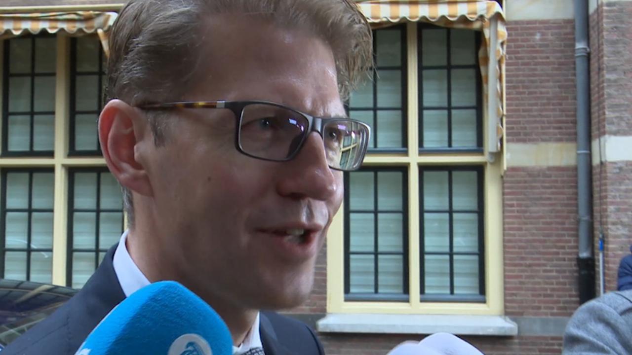 VVD'er Sander Dekker reageert op nieuwe baan Teeven