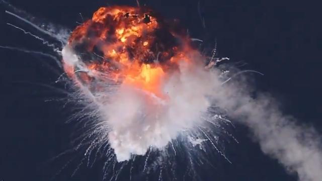 Eerste raket van Amerikaans ruimtebedrijf Firefly ontploft