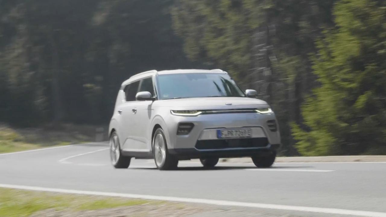 Eerste rijtest: De e-Soul, de tweede elektrische auto van Kia