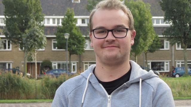 Vlissingse Youtuber Dion van Drom wil dubbelganger filmen