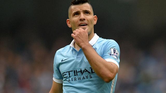 Agüero hoopt tegen Liverpool rentree te maken bij City