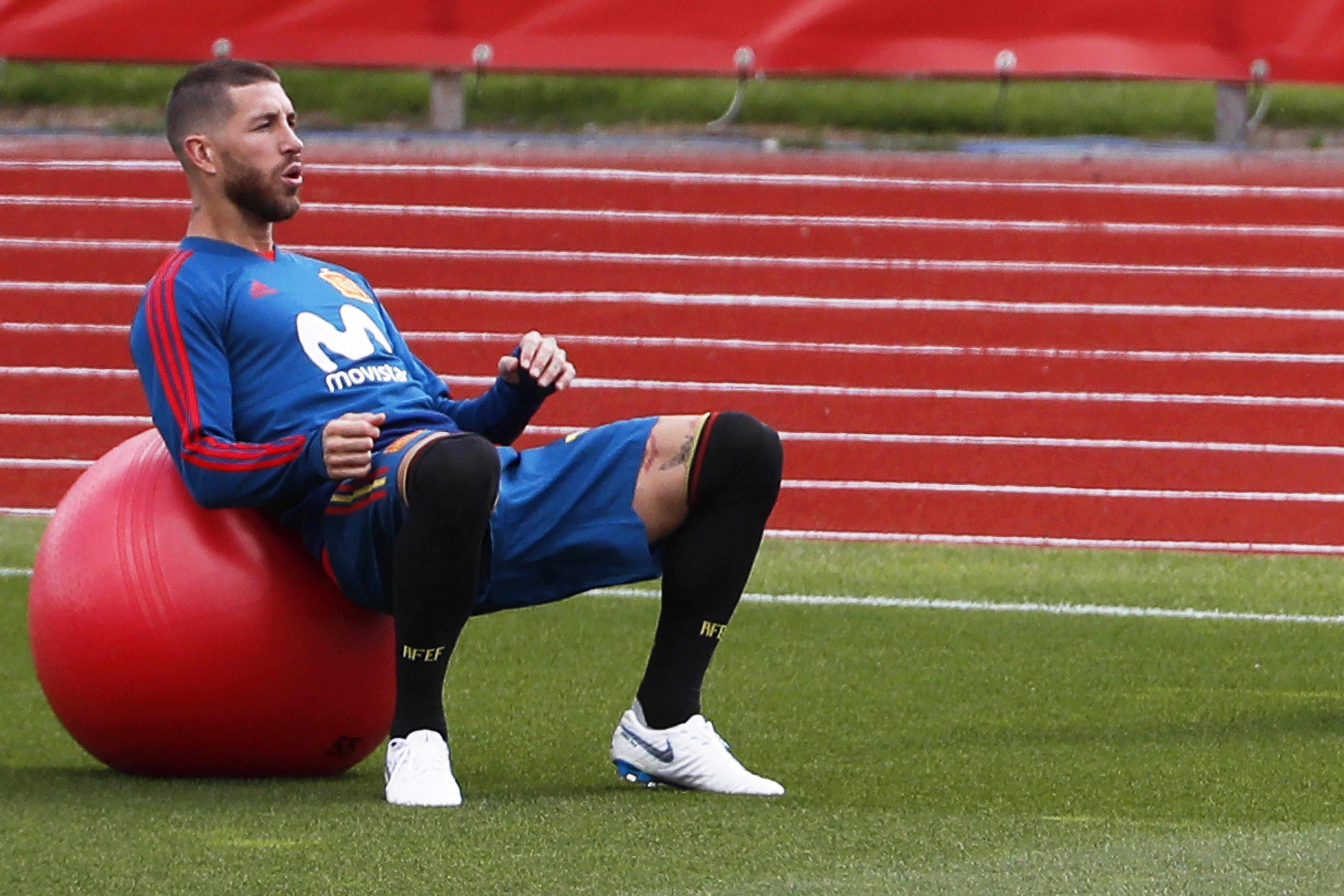 Ramos snapt niet waarom hij schuld krijgt van blessures Salah en Karius