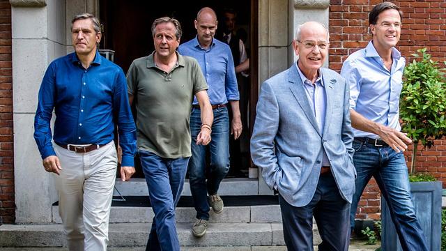 Profiel kabinet Rutte III: Verstandshuwelijk waarin de liefde moet groeien