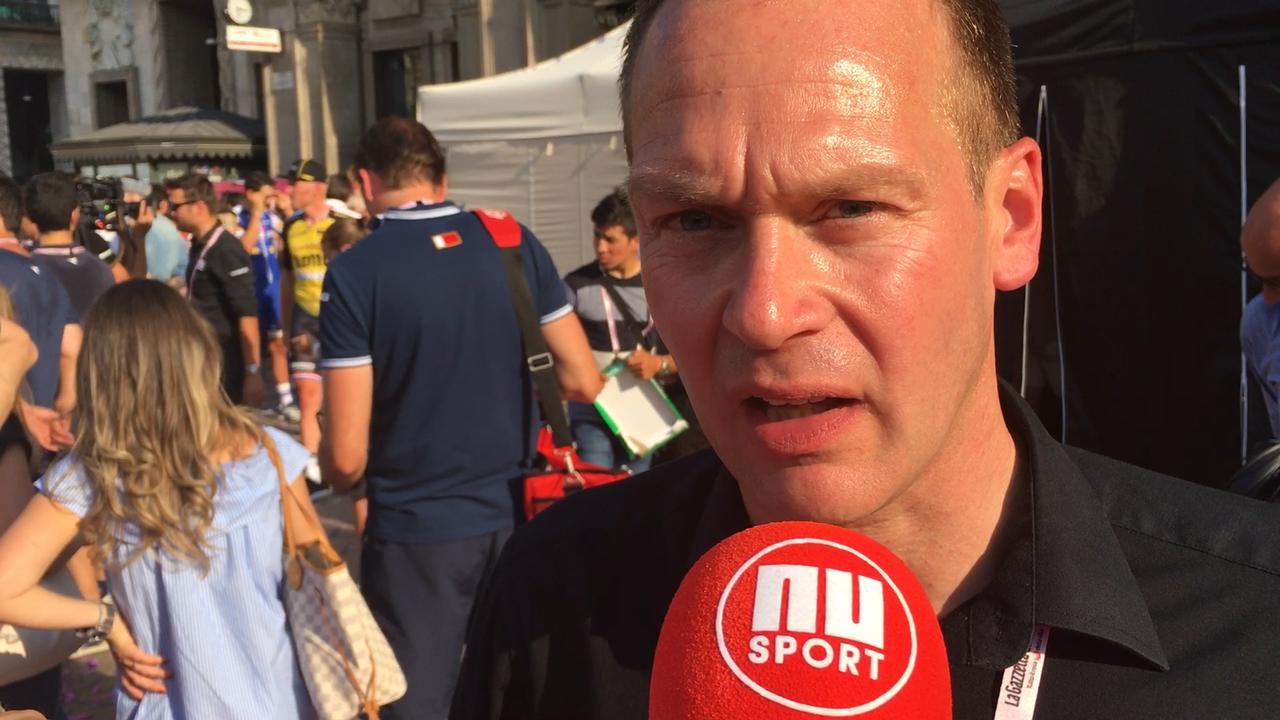 Spekenbrink over Dumoulin: 'Hij is boven zichzelf uitgestegen'