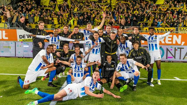 De samenvattingen van speelronde 34 in de Jupiler League