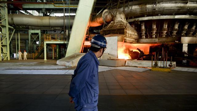 Verenigde Staten kondigen importheffing op staal aan