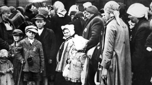 'Een op de twintig Britten gelooft niet in Holocaust'