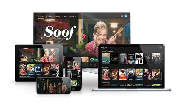 Videoland zag aantal klanten afgelopen jaar verdubbelen