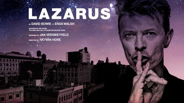 Lazarus een meesterwerk van david bowie en ivo van hove nu