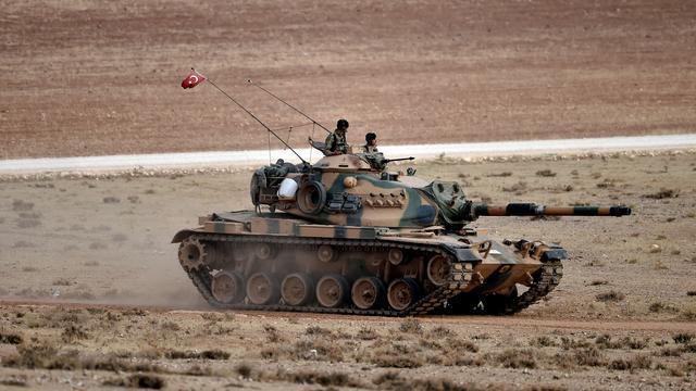 Turkse militair mogelijk gedood door PKK-aanhangers