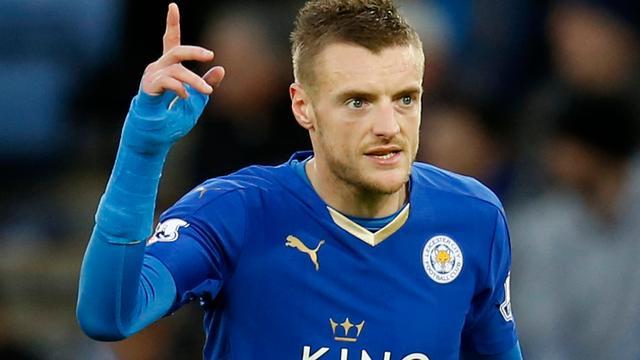 'Topscorer Vardy bindt zich tot medio 2019 aan Leicester City'