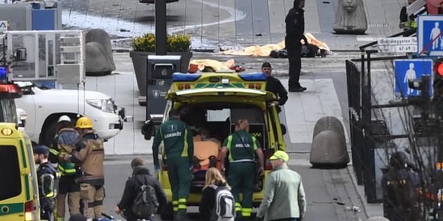 Zweedse OM eist levenslang tegen aanslagpleger Stockholm