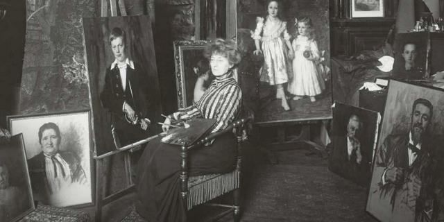 Rijksmuseum wijt kleine aantal werken van vrouwen in collectie aan tijdsgeest