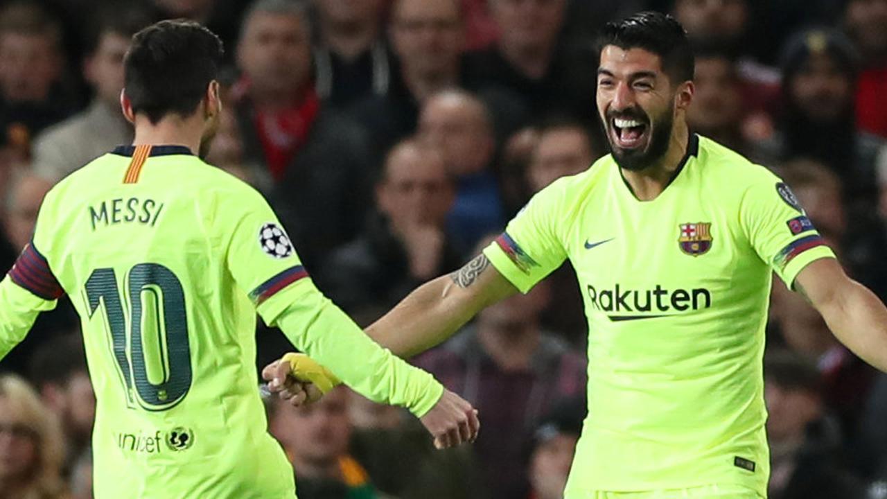 Samenvatting Manchester United-FC Barcelona (0-1)