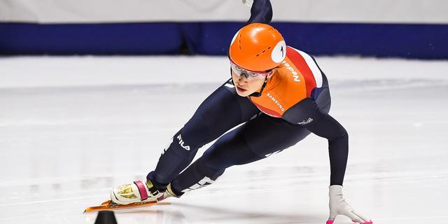 Schulting na droomweekend: 'Bizar dat ik voor superfinale al goud had'