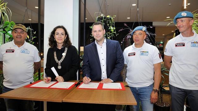 Stichting Veteranen Amsterdam keert terug naar ontmoetingsplek Noord