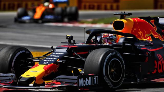 Verstappen noemt vijfde plek na risicoloze race 'maximaal haalbare'