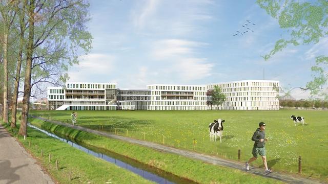 KRO-NRCV zendt documentaire uit over kinderkankerziekenhuis in Utrecht