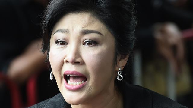 Thais Hof vaardigt arrestatiebevel uit tegen van corruptie verdachte oud-premier
