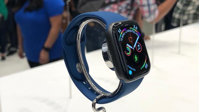 'Huawei probeerde sensortechnologie Apple Watch te stelen'
