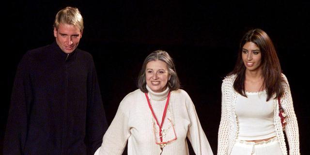 Italiaanse modeontwerpster Laura Biagiotti (73) overleden