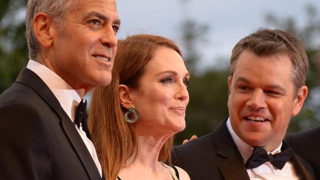 Nieuwe film George Clooney opent filmfestival Leiden