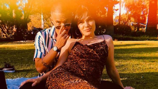 Jessie J en haar nieuwe vriend Max Pham.