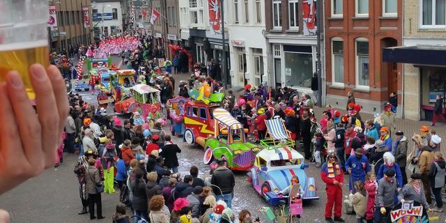 'Permanent carnavalsmuseum niet aan de orde'